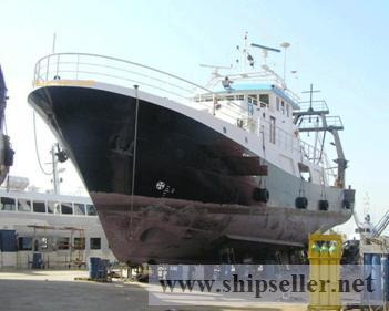 FISHING VESSELS X 3 (HS S2996)