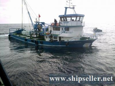 32 m Fully Equipped Purse Seiner