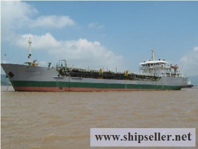 3500M3 TRAILING SUCTION HOPPER DREDGER