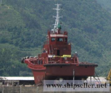 4000PS HARBOUR TUGBOAT FOR SALE