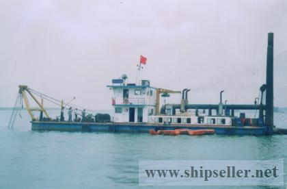 500M3/H Cutter Suction Dredger for sale