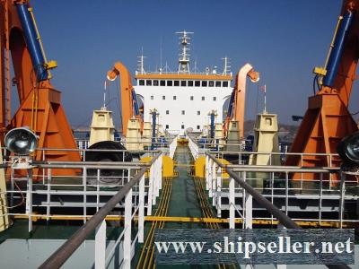 4000CBM TRAILING SUCTION HOPPER DREDGER