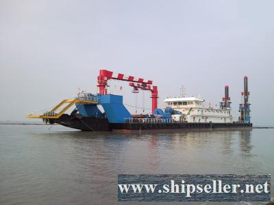 4500cbm/h cutter suction dredger for sale