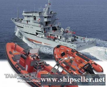 ex-Navy patrol Ships 2003 *Demilitarized, located in Africa for Sale