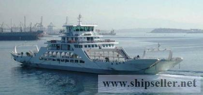 """""""IOANNIS KARNESIS""""- DOUBLE ENDED DAY PASSENGER-CAR-TRUCK FERRY (HSS0872)"""