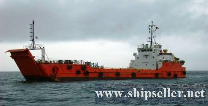 LANDING CRAFT - DECK CARGO VESSEL FOR SALE