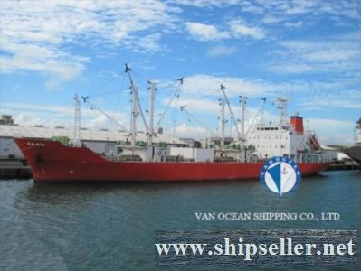 REF121/REEFER/1995-1/4520CBM/ USD 5.5 MILLION