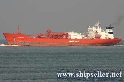 LPG CARRIER - for sale / for scrap