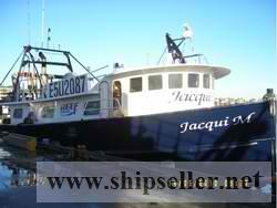 27m Deep Water Longliner