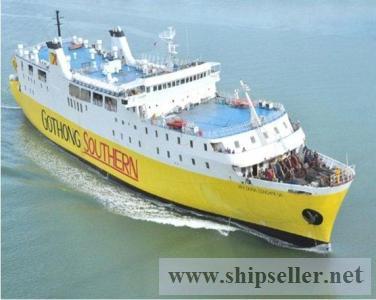 107.6m Passenger/Cargo Vessel
