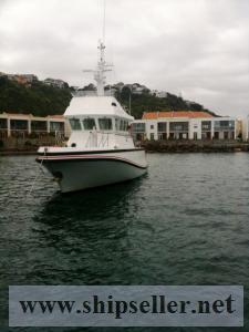 17.51m Search and Rescue Patrol Vessel