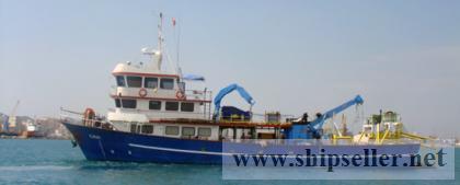 33m Tuna Purse Seiner/Sterntrawler