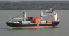 550TEU  98JPN BLT CONTAINER VESSEL FOR SALE