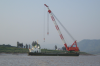 180T LIFTING SELF PROPELLER FLOATING CRANE