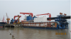 6000m3 CUTTER SUCTION DREDGER