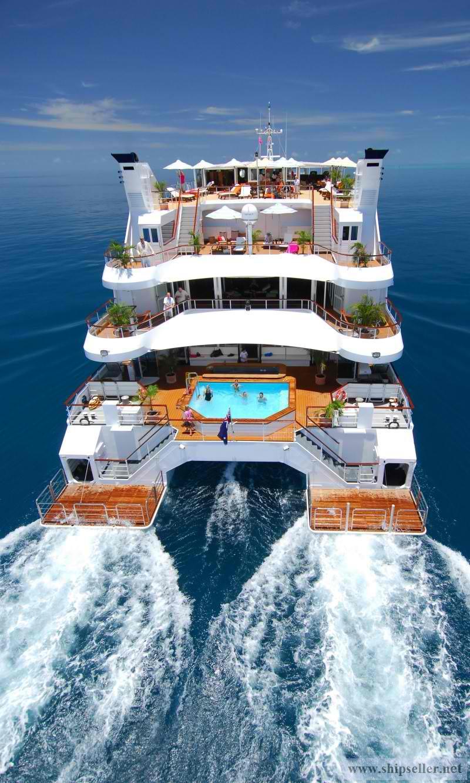 Brisbane, Australia, Cruise Ships for Sale